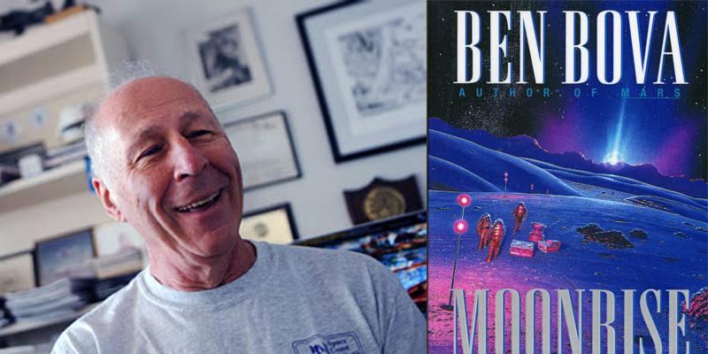E' morto Ben Bova, tra i più importanti scrittori di fantascienza statunitensi