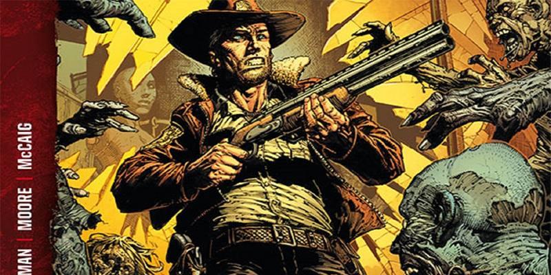 Arriva in Italia The Walking Dead Color Edition